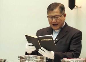 陳宏文牧師